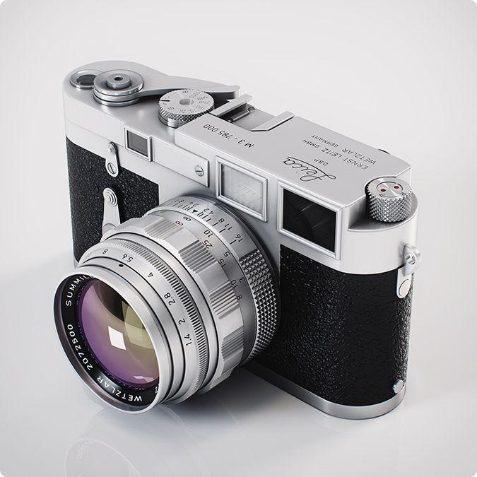 Principios fundamentales de fotografía aplicados a Vray