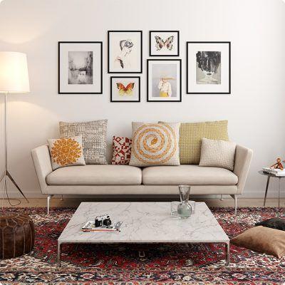 3 Métodos de creación de alfombras en Vray