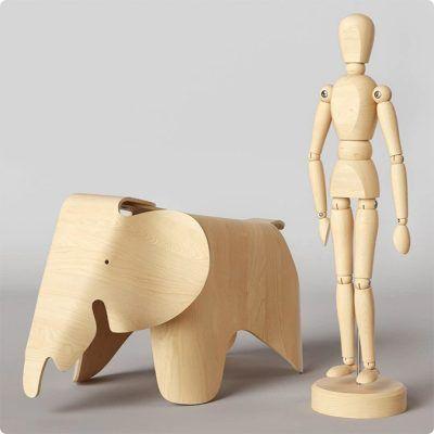 Vray Materiales de madera natural y barnizada