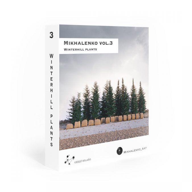 Pack gratuito plantas de invierno por Andrei Mikhalenko