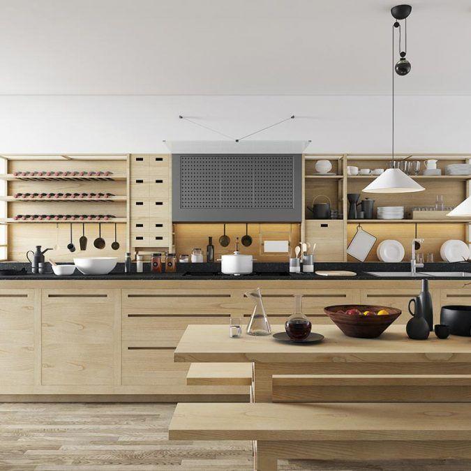 Escena 3D completa de una cocina por Amr Moussa