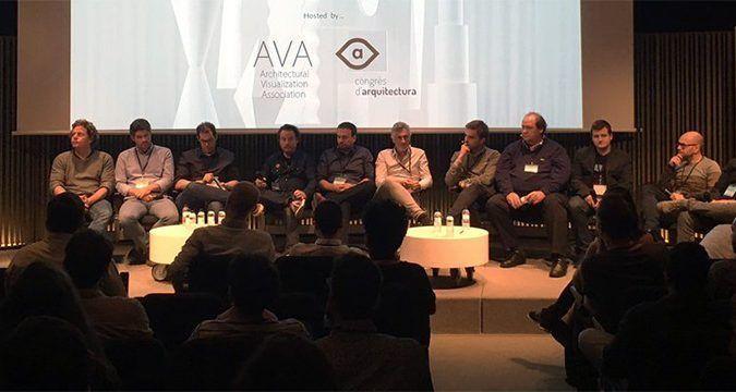 10 Eventos de ArhViz y CG que tienes que tener en cuenta