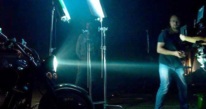 Entrevista a Luís Enrique Carrión, AMC. Director de Fotografía.