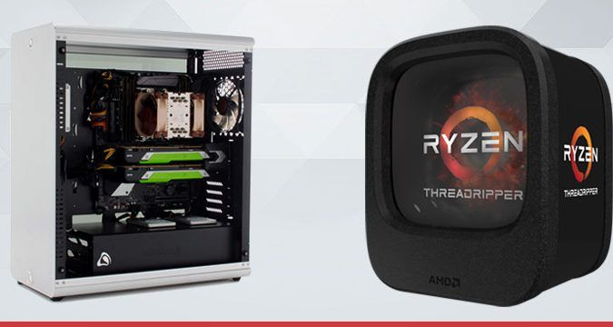 Prueba de Hardware: AMD Ryzen Threadripper 1950X 3.4GHz