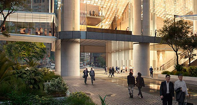 Making-Of Taikoo Place por Pictury