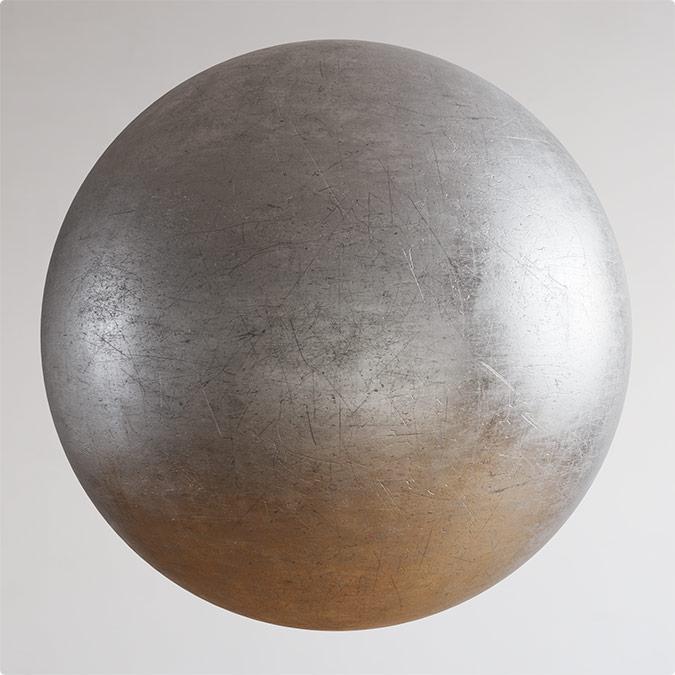 Creación de metales con Metallic-Roughness en V-ray