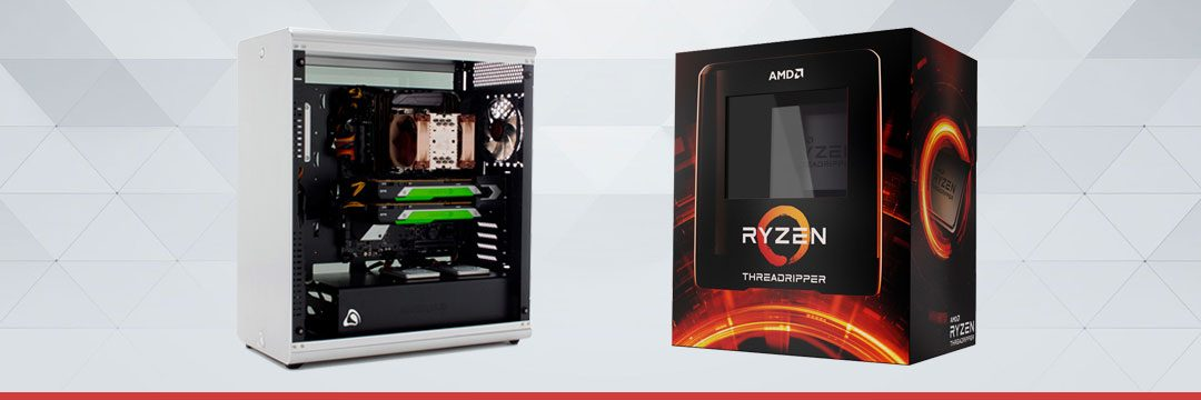Prueba de Hardware: AMD THREADRIPPER 3990X 128 Hilos 2.900 MHz