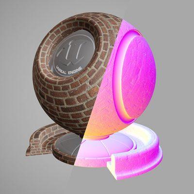 Unreal Engine para ArchViz – Tileado y Rotación de texturas