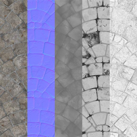Substance Alchemist – Materiales PBR a partir de fotografías